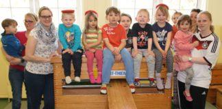 Kinder Turnen SV Göhrde